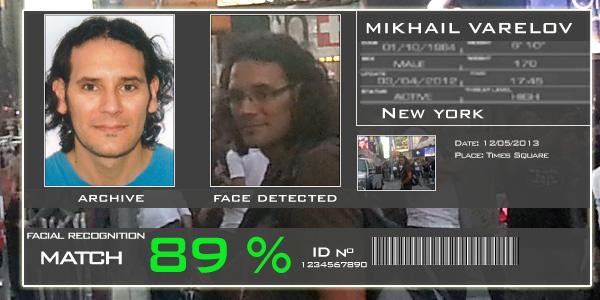 Identificación facial